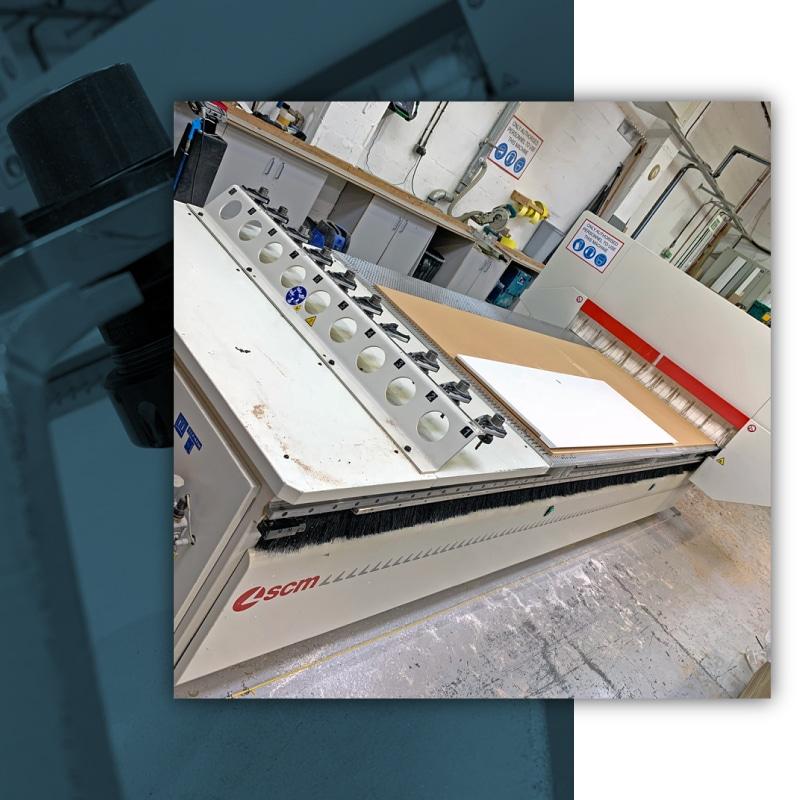 CNC Creations SCM Pratix CNC Routing Machine