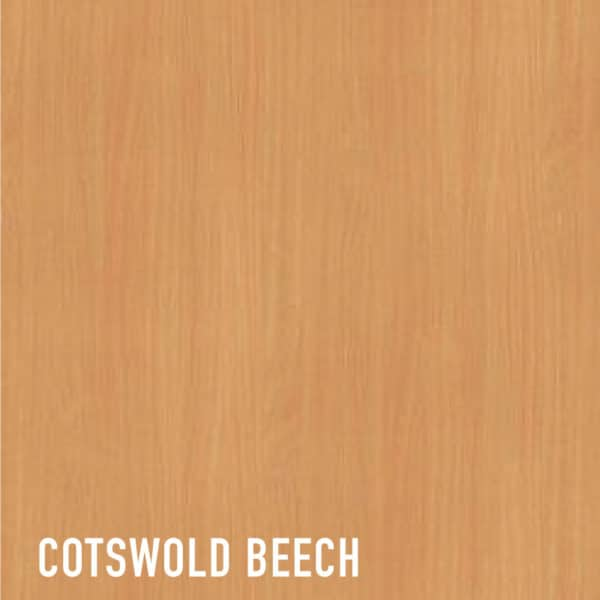 Texture map for cotswold Beech Melamine Board