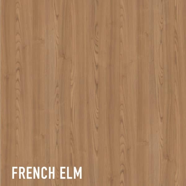 a texture map of a piece of french elm melamine faced mdf